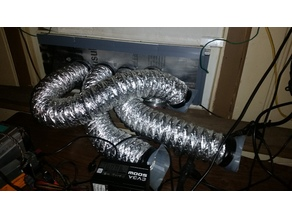 120mm fan to 4 inch duct