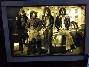Led Zeppelin Lithophane