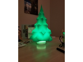 Christmas Tree light Base
