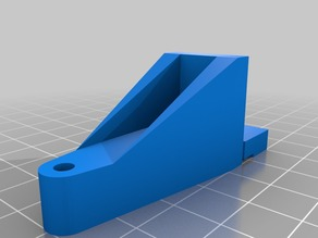 42mm Hypercube Evolution Bed Bracket