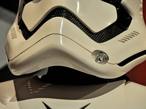 First Order Helmet Aerator