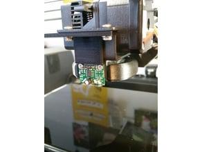Duplicator i3 Plus Optical Bed Level Sensor Mount