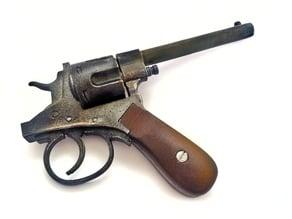 Crazy revolver.