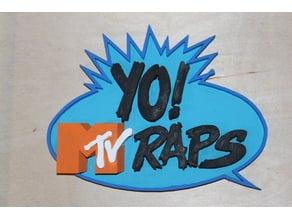 YO! MTV Raps Logo