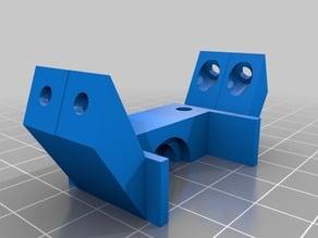 Sunhokey modified radial fan mount for E3D lite