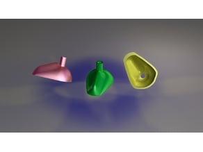 Method for modeling a CPR Mask Shape