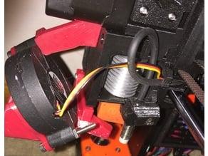Prusa i3 MK3 Volcano Print Fan Mod