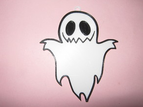 Funny Ghost for Kids