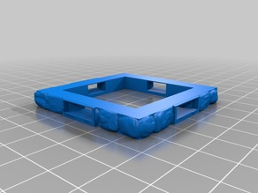 OpenForge 2.0 Rough Stone OpenLOCK Base