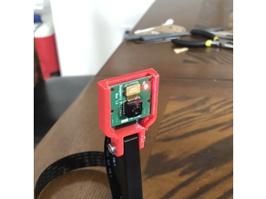 PiCamera V1.3 enclosure with slot
