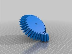 Bevel Gear Matched Pair Generator