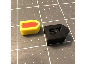 XT60/EC3 Battery Connector Indicator Cap