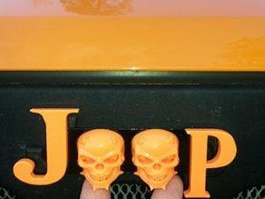 Jeep Skull Logo