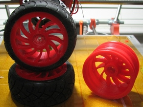 Wheel for Robot (Maybe RC Car)