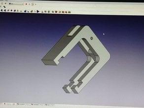 Anet A8 Y tensioner