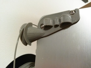 Fabrikator Mini V2 spool feeder and tool holder