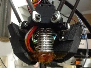 Cooling Fan Duct for AB4510 fan