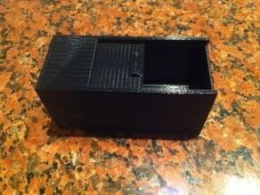 Roll Top Box - square
