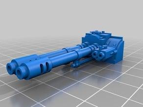 GSC Cultist Main Battle Cannon(s)