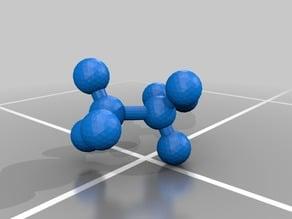 Ethanol Molecule