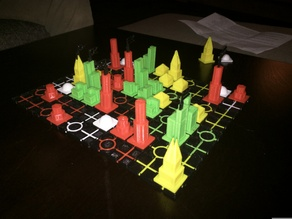 Alien City - Full Boardgame