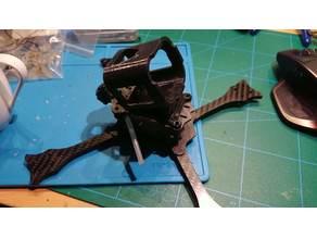 Emax Hawk 5 GoPro session 5 mount 30 dg