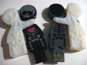 Skeleton USB Buddy