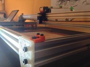 Eleksmaker cnc laser belt tensor