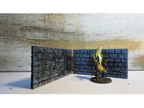 Wall - to move - System 28 mm for DnD