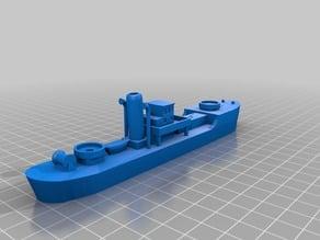Armed Trawler (1/300 scale)