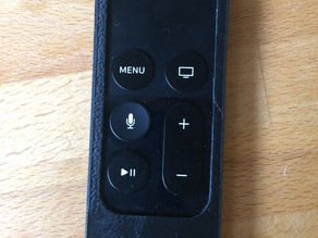 Apple TV 4 Remote cover