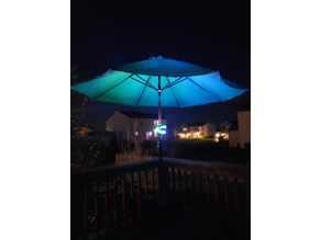 Umbrella Light for your Deck or Patio