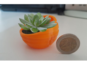 Sphere Wave Planter