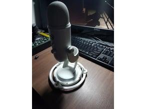 Microphone anti-shock stand