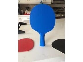 Ping Pong raquet paddle