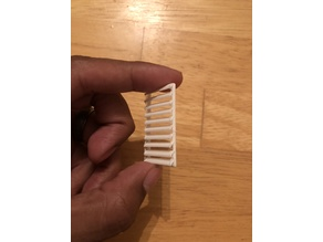 Small 40x20mm Vent