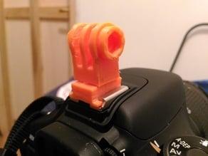 gopro / canon reflex connector