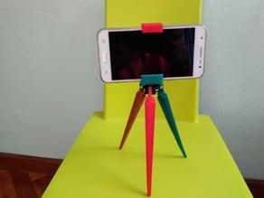 Phone Tripod 2 sizes / Trípode para teléfono móvil 2 tamaños
