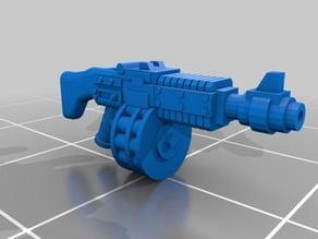 Ripper gun