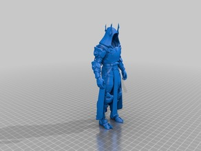 Fortnite IceKing (with accessories)