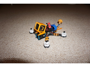 A-MAX Forerunner Foxeer Box Mount