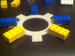 Circle Lego 360