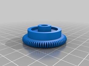 MPSM Spinner Knob