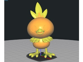 Torchic - Dual Extrusion