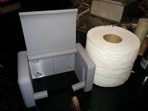 Quick Change Toilet Paper Holder Remix