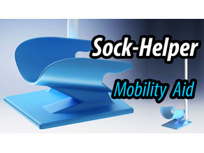 Sock Helper Mobility Aid
