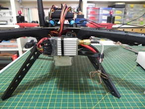FPV Transmitter Stand for Boscam 5.8GHz 200mW AV Tx