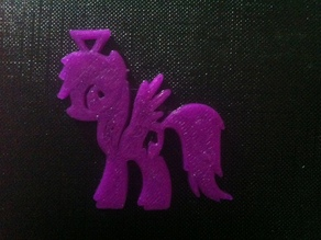 Little Pony keychain
