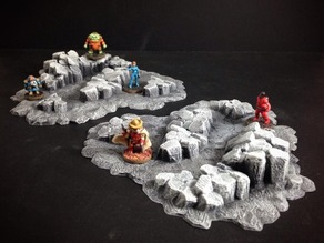 Rocks! (15mm scale?)