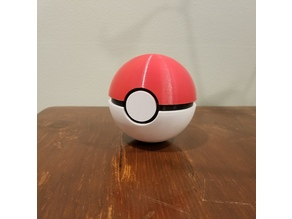 No Glue Pokeball